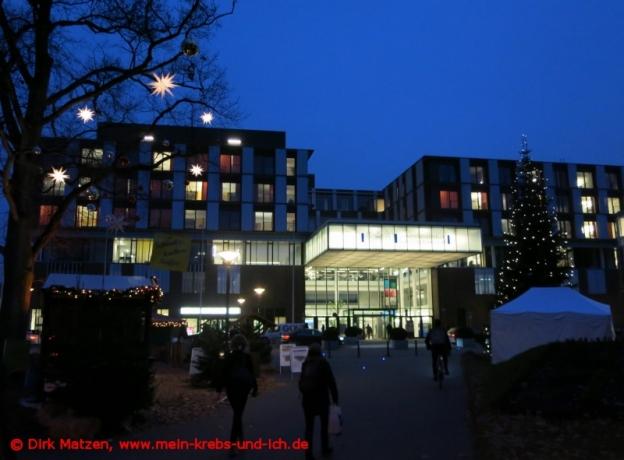Hauptgebäude UKE
