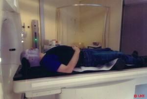CT Strahlentherapie