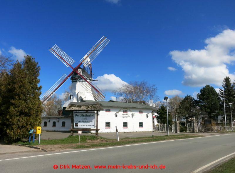 Westerdeichstrich Windmühle