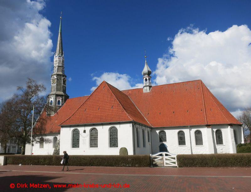 Heide, St. Jürgen-Kirche