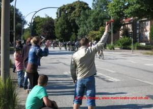 Cyclassics Anfeuerung