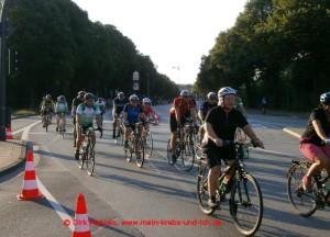 Cyclassics 2015 Start 55 km