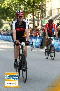 Cyclassics 2015 Ziel