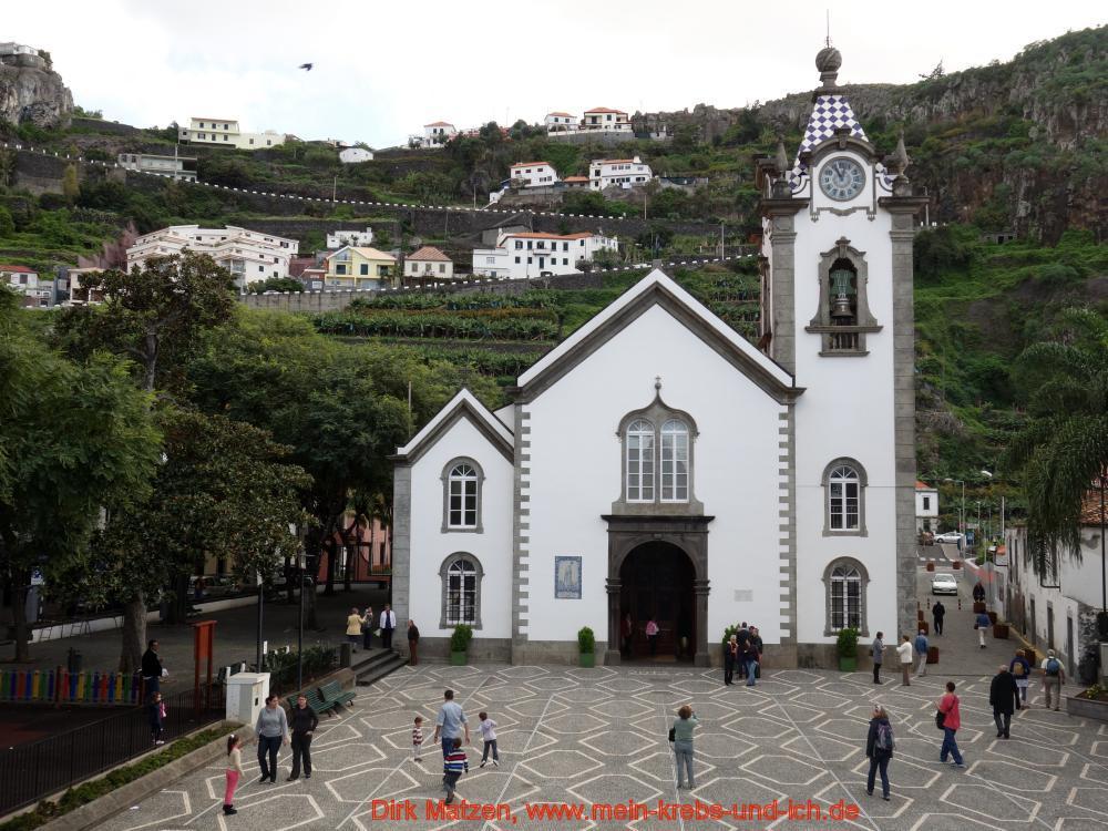 Ribeira Brava Kirche